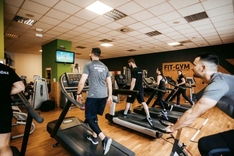 Fitnes FIT-FIT Domžale