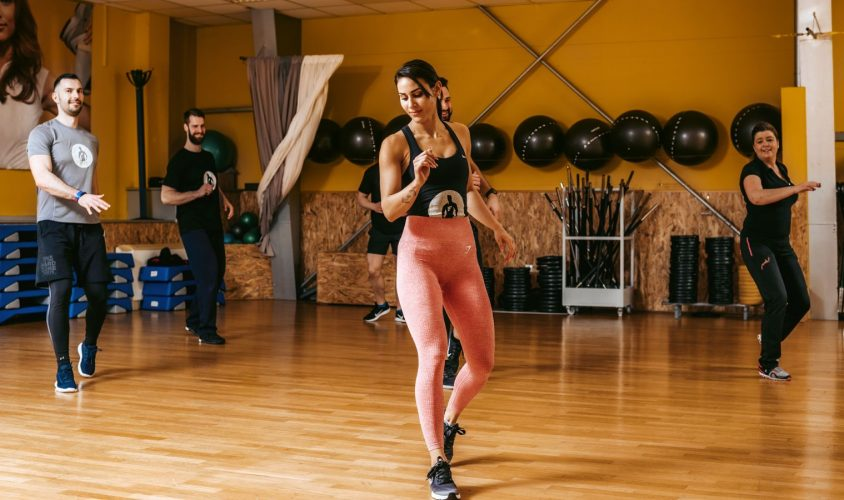 Vodene vadbe Fitnes center FIT-FIT Domžale